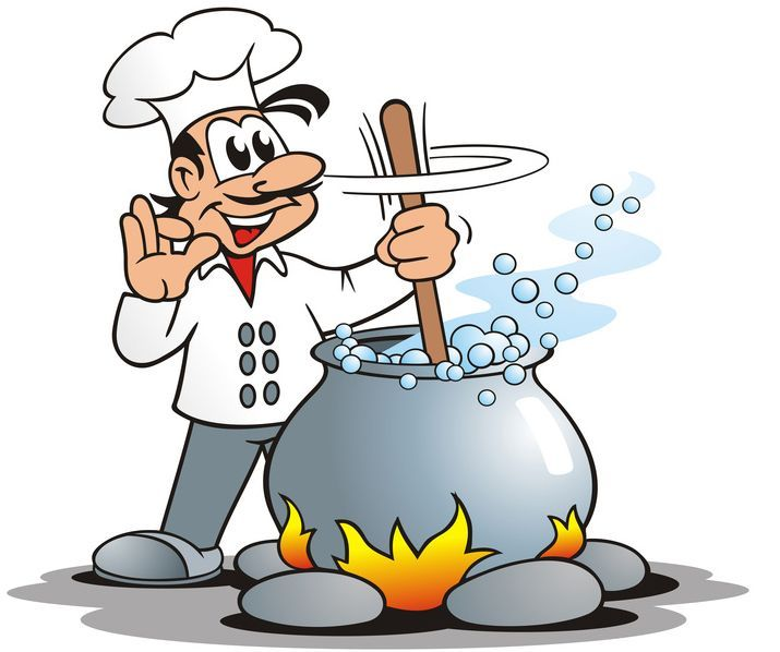 Cuisiniers page 14 - Dessin cuisinier humoristique ...